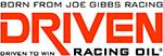 Joe Gibbs DRIVEN Racing Oil